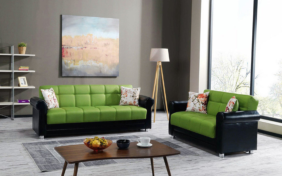 Значение цвета: какое настроение создает мебель разных цветов