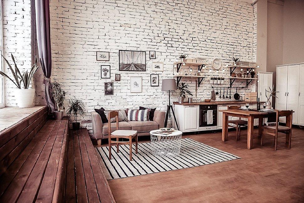 Мебель из ЛДСП и массива дерева: стоимость, надежность, внешний вид