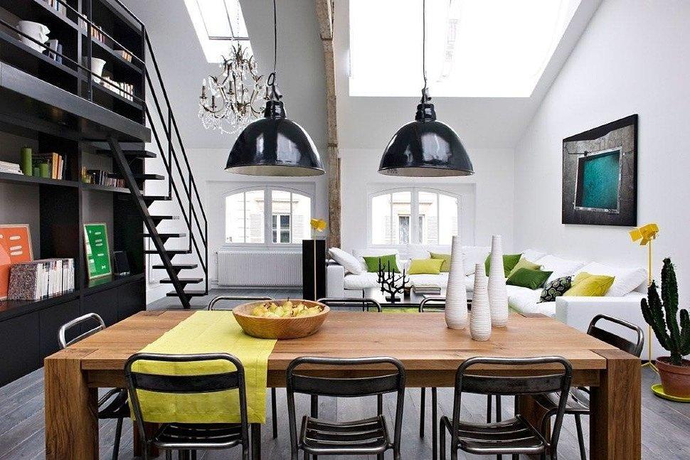 5 идей для освещения в кабинете от Forma Loft
